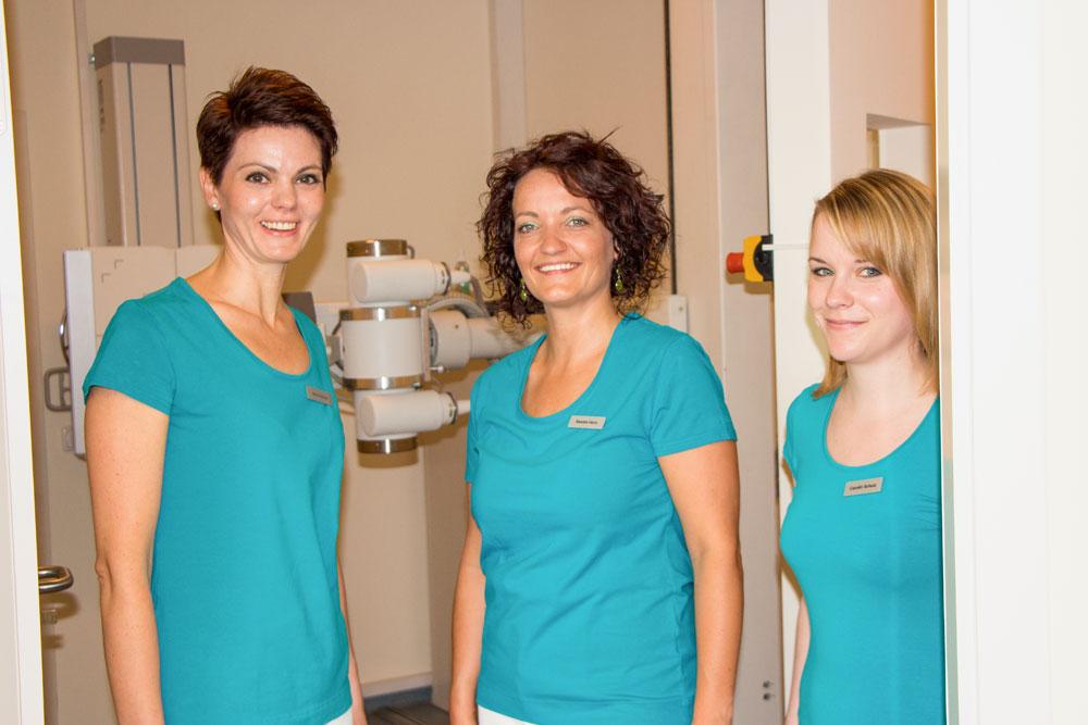 Röntgen-Team